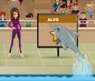 Ajudar no Show de Golfinhos