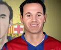 Andres Iniesta Make Up