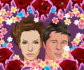Angelina & Brad Dress Up