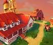 A pequena fazenda