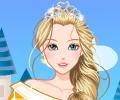 A Princess At Disneyland