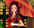 Autumn Princess Dress Up