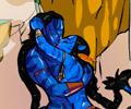 Avatar - Jake & Neytiri in Perfect Harmony