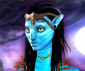 Avatar Neytiri Dress Up