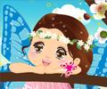 Baby Fairy Dress Up