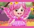 Baby Hazel Flower Princess Dress Up
