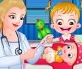 Baby Hazel Newborn Vacinnation