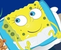 Baby Spongebob Change Diaper
