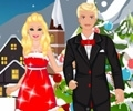 Barbie and Ken Christmas Date