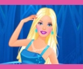 Barbie at Frozen Castle
