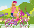 Barbie Bike Game