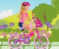 Barbie Bike Game