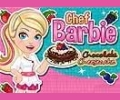 Barbie Chef Chocolate Cheesecake