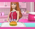 Barbie Hamburguer Shop
