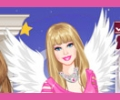 Barbie Night Fairy Dress Up