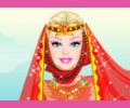Barbie Persian Princess Dressup