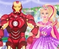 Barbie Superhero Wedding