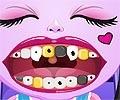 Bebé Monstro no Dentista