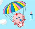 Bebê Paraquedista