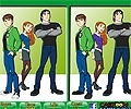 Ben 10: 6 Differences