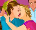 Classroom Sneak a Kiss