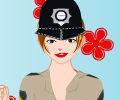 Cop Girl Dress-Up