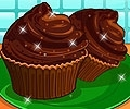 Cupcake de Nutella