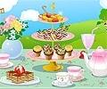 Decore o Chá das Cinco