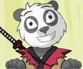 Decore seu Amigo Panda