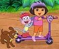 Dora Encontra os Cachorrinhos