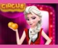 Elsa At The Circus