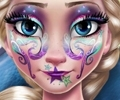 Elsa's New Year Makeup