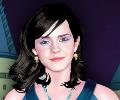 Emma Watson Spells Dress Up