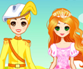 Fairytale Prince and Princess Dress Up