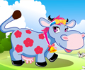 Farm Cow DressUp