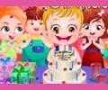 Festa de Aniversário de Hazel