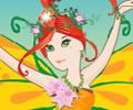 Flower Fairy Dress Up