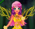 Flower Fairy Girl