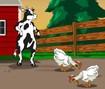 Fuga da Vaca da Fazenda