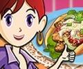 Gyros: Sarah Cooking Class