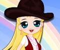 Horseriding Girl Dress Up