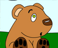 Kalle the Bear Coloring