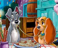 Lady and the Tramp: Spot the Difference