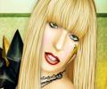 Lady Gaga Maquiar