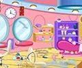 Limpe o Salão de Beleza