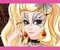 Maquiagem de Rainha das Aranhas