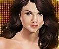 Maquiar a Selena Gomez