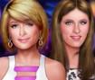 Maquiar as Irmãs Hilton