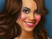 Maquiar a Beyoncé