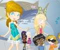 Meninas do Aquário